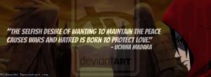 Quotes Madara To Obito 2 by Rizkynobi