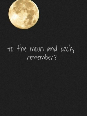 ... Love You, Favorite Quotes, Things, Inspiration Quotes, The Moon