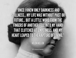Go Back > Gallery For > Out Of The Dark Helen Keller
