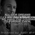 ... quotes, sayings, dreams, come true, courage walt disney, best, quotes