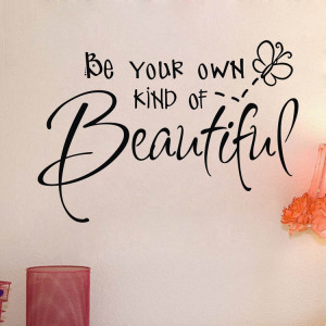 ... quote Sticker kids baby girls bedroom decor decals free shipping(China