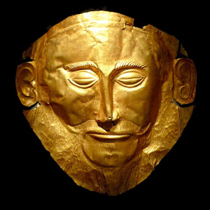 Amazing Artifacts: The Mask of Agamemnon