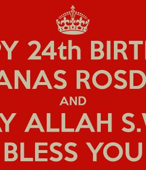 Happy 24th Birthday 06