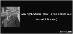 More Andrei A. Gromyko Quotes