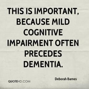 Impairment Quotes
