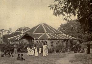 The Cottage Nursery at Dohnavur