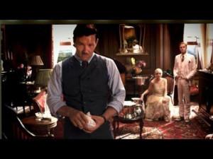 ... Edgerton (Tom Buchanan) on Replacing Ben Affleck, Good Morning America