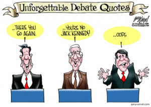 Unforgettable Debate Quotes