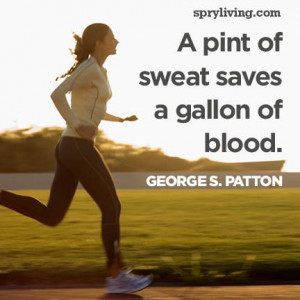 George S. Patton #quotes spryliving.com.. i kinda sorta am in love ...