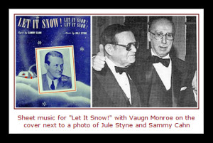 78 RPM record by the popular singer and big band leader Vaughn Monroe ...