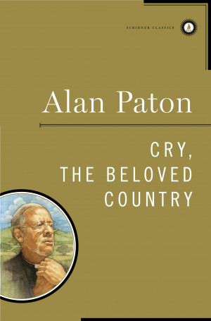 Cry The Beloved Country Book Cover Book cover image (jpg): cry, the ...