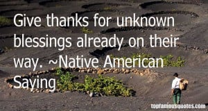 Native American Saying Quotes Pictures