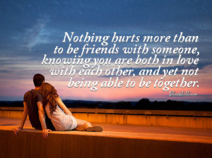 Quotes What Hurts the Most