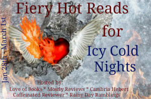 Fiery Hot Reads for Icy Cold Nights Blog Hop/Giveaway