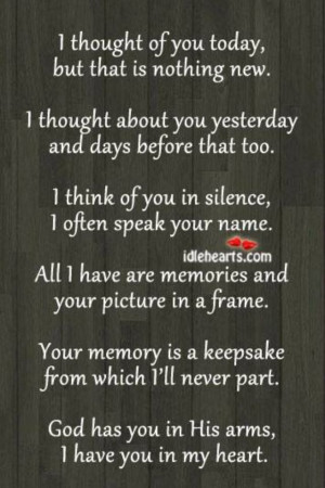 Quotes For Loved Ones Who Passed Away For my loved ones that's