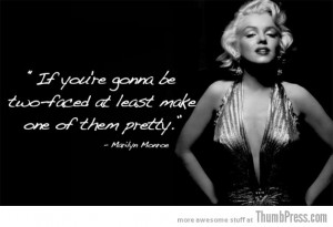 Beauty Quotes And Sayings Marilyn Monroe