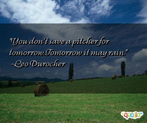 Pitcher Quotes