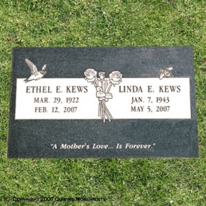 Headstone Verses For Mother