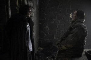 ... Game of Thrones' Season 5 Preview: Jon Snow and Lord Varys Make Plans