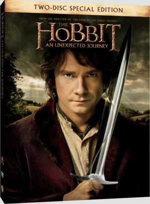 Hobbit: An Unexpected Journey, The (US - DVD R1 | BD RA)