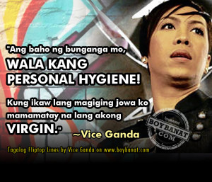 Check out this video FlipTop: Vice Ganda vs Zaito (Showtime Flip-Top ...