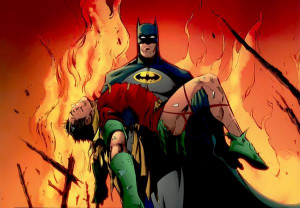 Death in the Family. Jason Todd killed by the Joker.