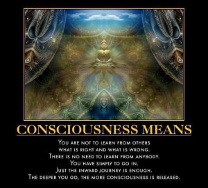 Finding Consciousness...