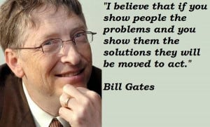 Bill gates famous quotes 2