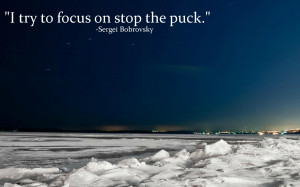 Funny Hockey Goalie Quotes Inspirational quotes from