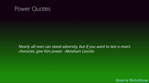 Power Quotes (Windows RT to run)
