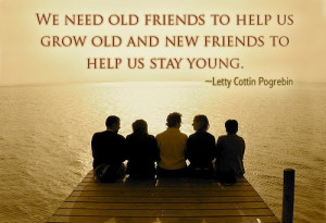 Quotes About New And Old Friends