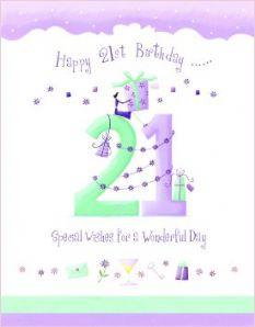 Happy 21st Birthday Wishes Happy 21st birthday wishes