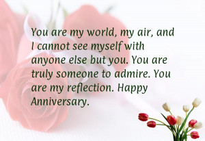 Happy anniversary to my wife quotes