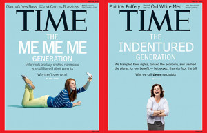 After Stein's Time cover (left) was released, hundreds of memes popped ...