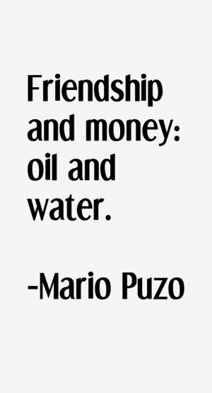Mario Puzo Quotes & Sayings