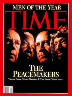 The Peacemakers, 1993