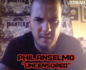 Philip Anselmo Announces Autobiography Details!