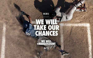 Nike Baseball Quotes Nike baseball #makeitcount