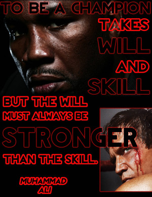 More Quotes Pictures Under: Boxing Quotes