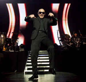 Ready the bear repellant: Rapper Pitbull is headed to AlaskaOver the ...