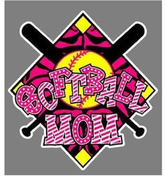 Softball Mom Quotes Softball mom. pinned by pinner