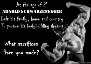 Weightlifting Motivation Arnold These motivational quotes are