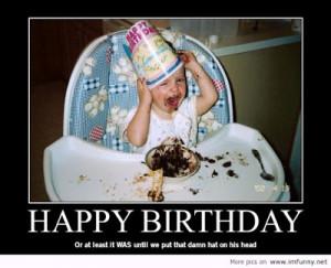 Happy birthday funny pictures