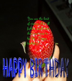 Birthday Wishes for Stepson- Happy Birthday Message and Quotes « 123 ...