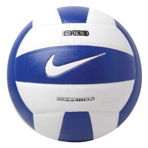 Nike 2100 NFHS Volleyball - White/Varsity Royal