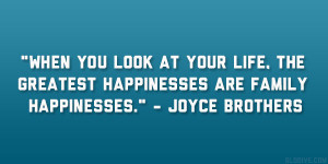 Brothers For Life Quotes Joyce brothers quote 22
