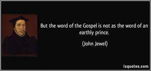 More John Jewel Quotes