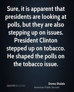 Donna Shalala Quotes