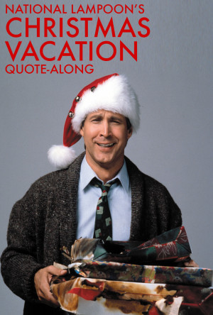 NATIONAL LAMPOON'S CHRISTMAS VACATION Quote-Along