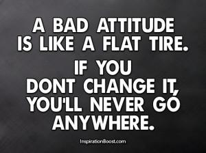Attitude-Quotes